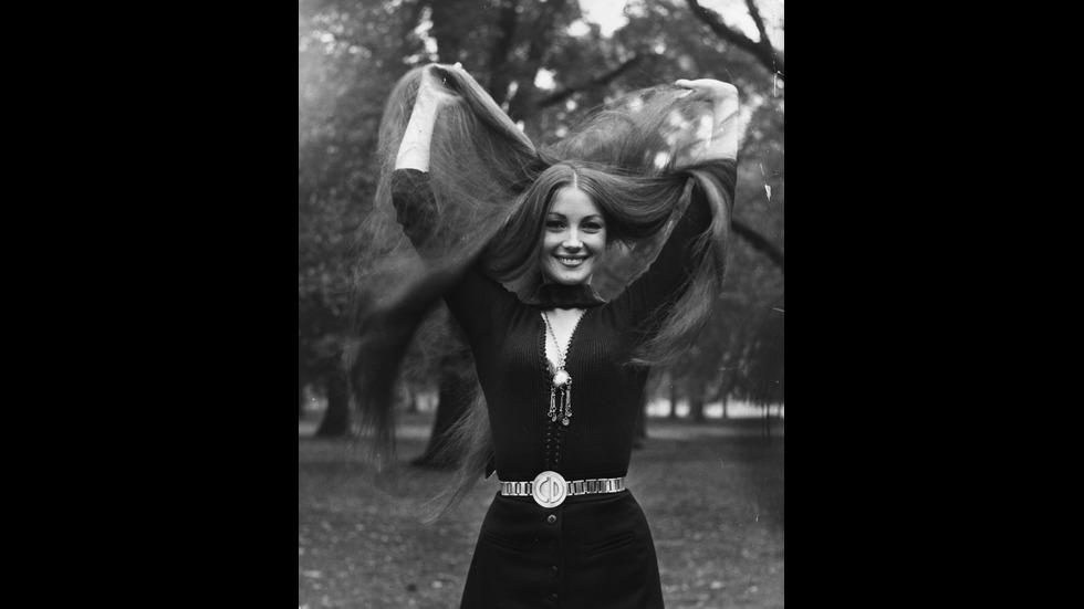 Очарователната Джейн Сиймор на 66