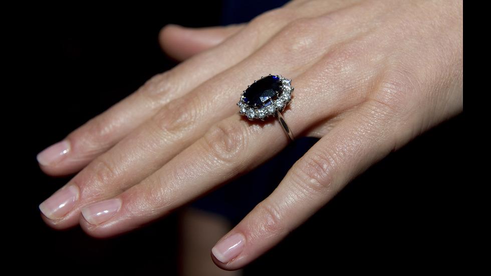Перлата в кралската корона - Кейт Мидълтън на 38