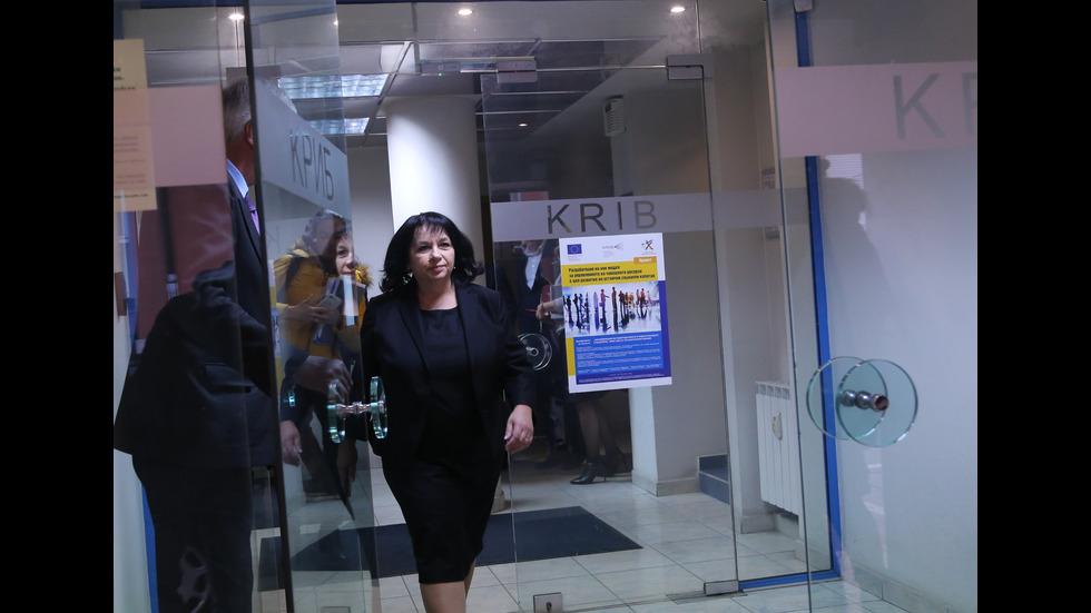 Петкова: С колегите от бизнеса ще намерим най-доброто решение за цената на индустриалния ток