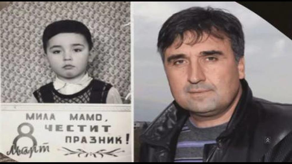 Певецът Веселин Маринов на 4 години