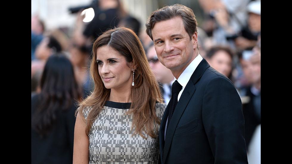 Актьорът Колин Фърт се раздели със съпругата си след 22-годишен брак