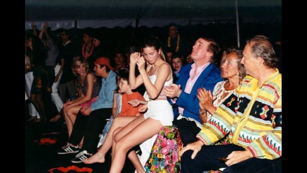 10 снимки, които Тръмп и дъщеря му не искат да виждате