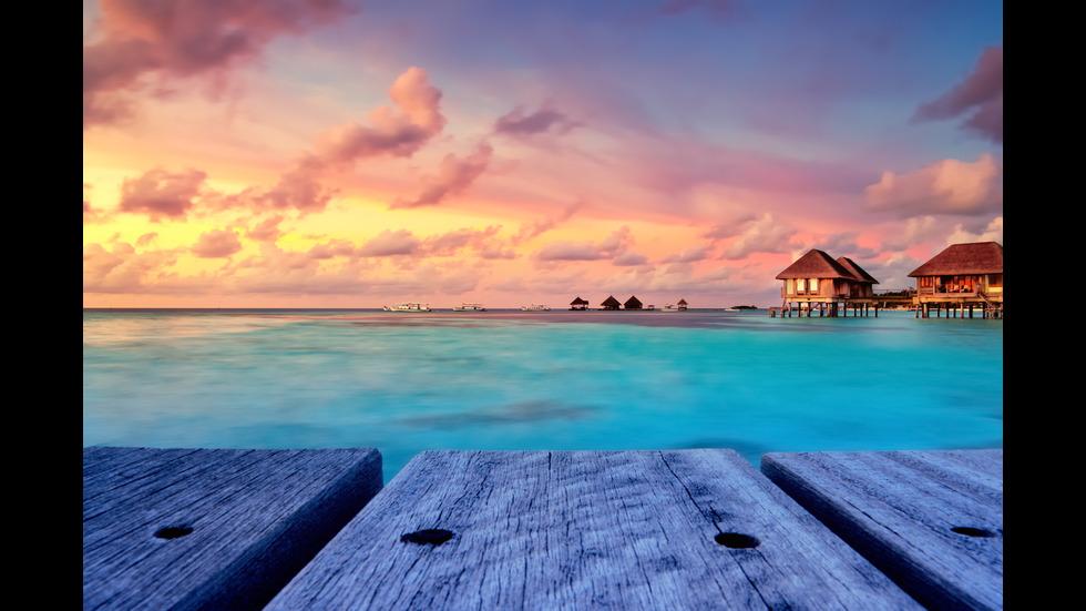 Малдивите - раят на Земята