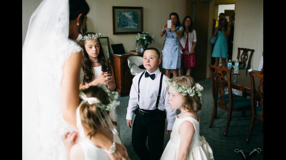 Една необикновена сватба