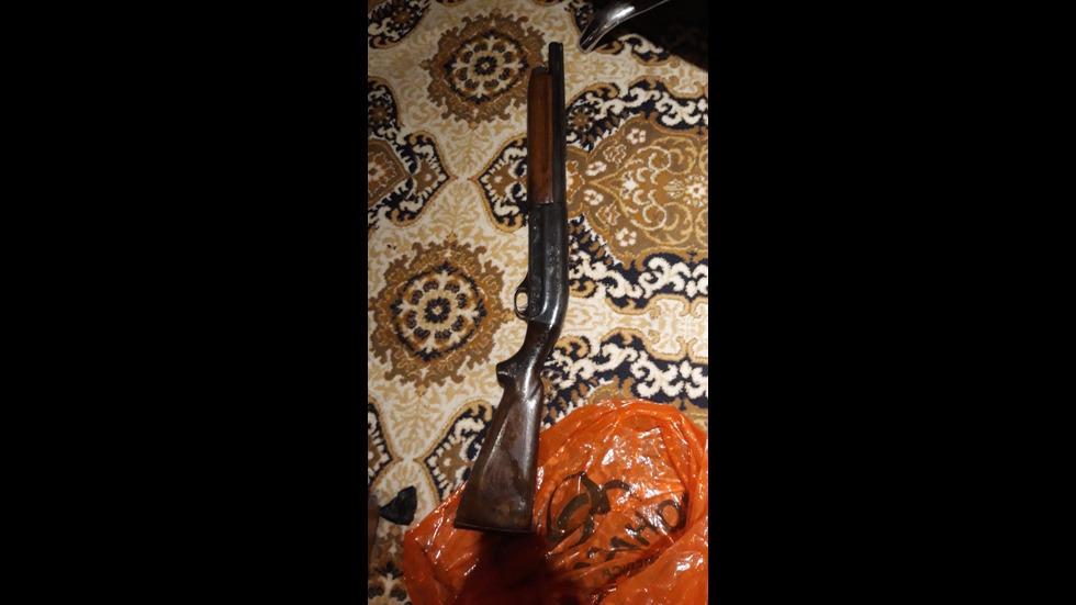 """Дрога, оръжие и боеприпаси са открити при акция във """"Филиповци"""""""