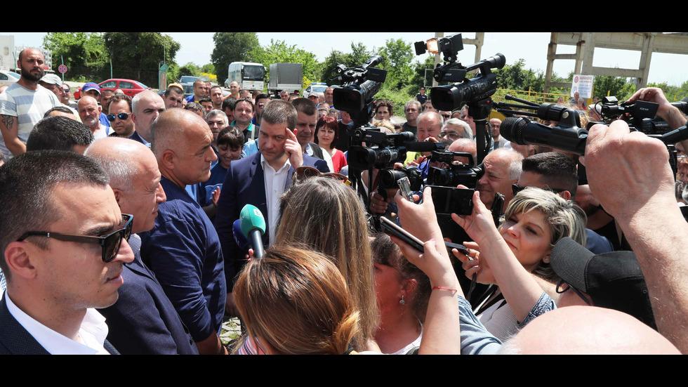 Борисов в Стара Загора: Все повече успели, знаещи и можещи хора се връщат в България