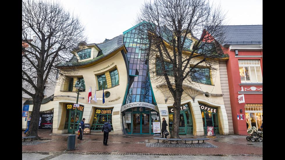 АРХИТЕКТУРНИ ЧУДЕСА: Сградите, които ще запомните