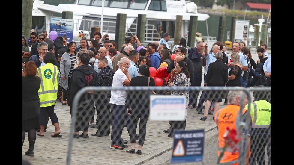 В Нова Зеландия бяха открити телата на шест жертви на вулканичното изригване