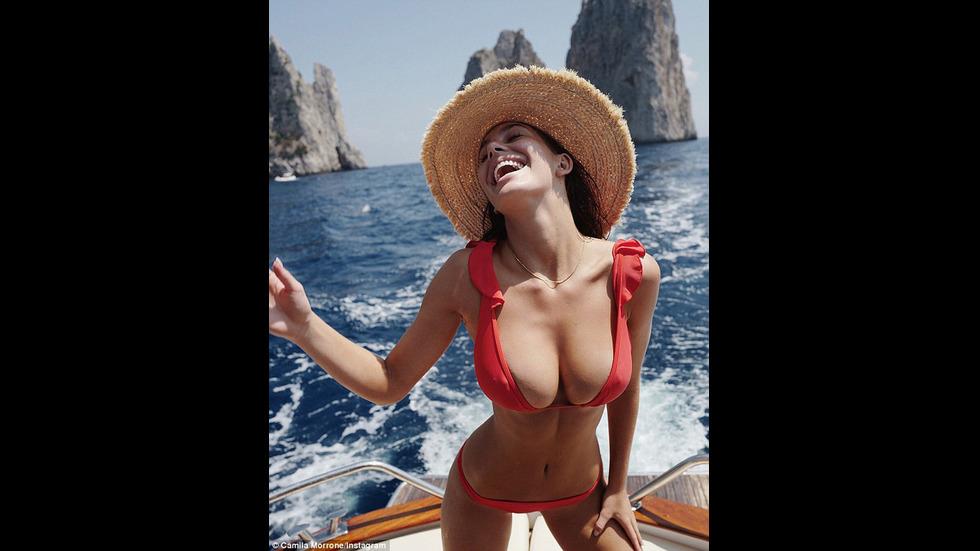 Гаджетата на Ди Каприо през годините… по бикини
