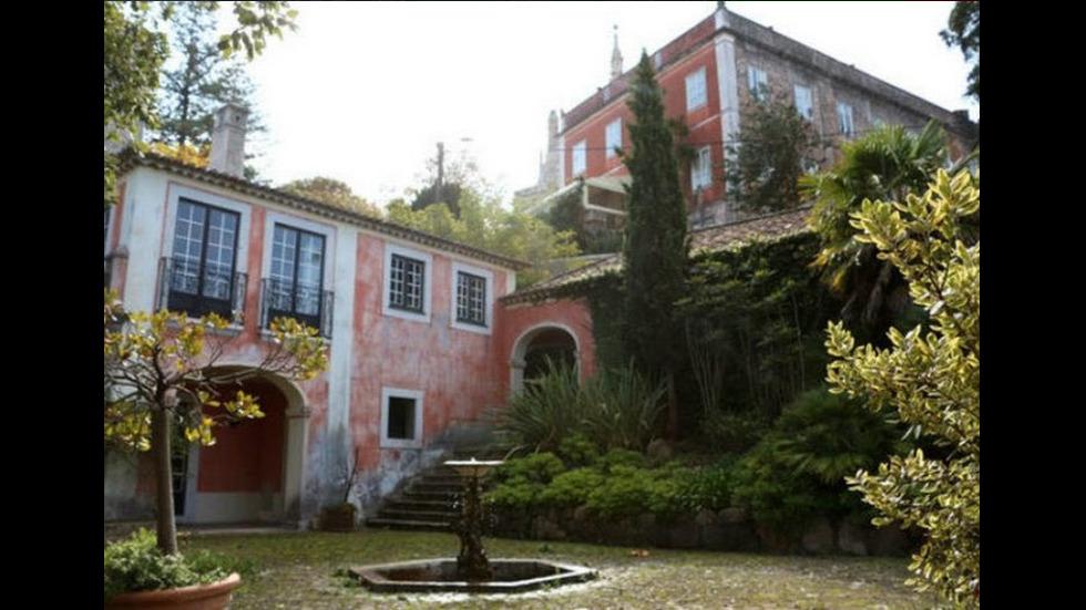Мадона купи имение в Португалия