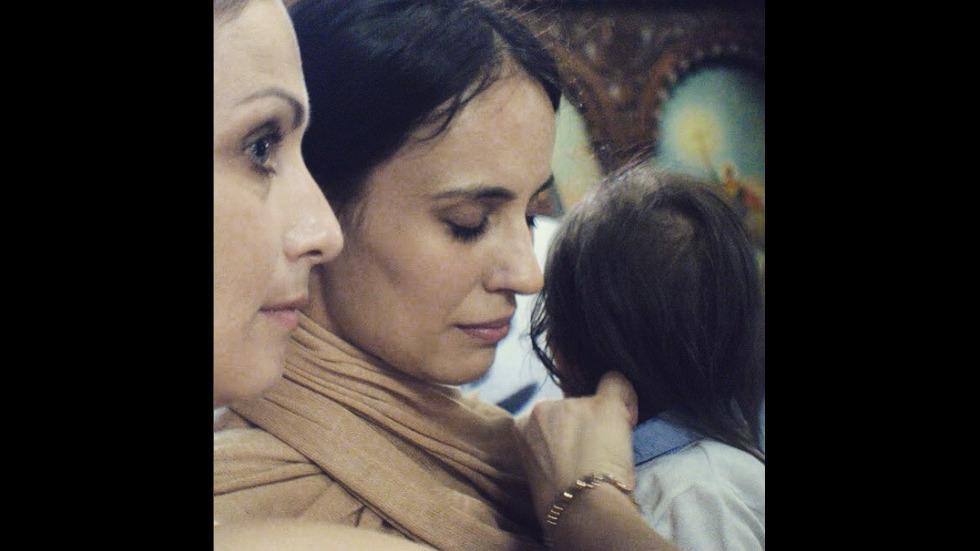 Радина Кърджилова и Деян Донков направиха кръщене на сина си