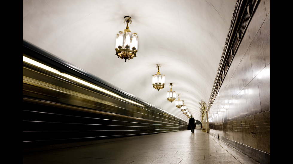 Най-красивите метростанции в Москва (ГАЛЕРИЯ)