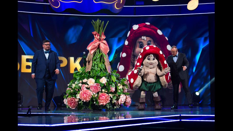 """Трети епизод на """"Маскираният певец"""" - сезон 3"""