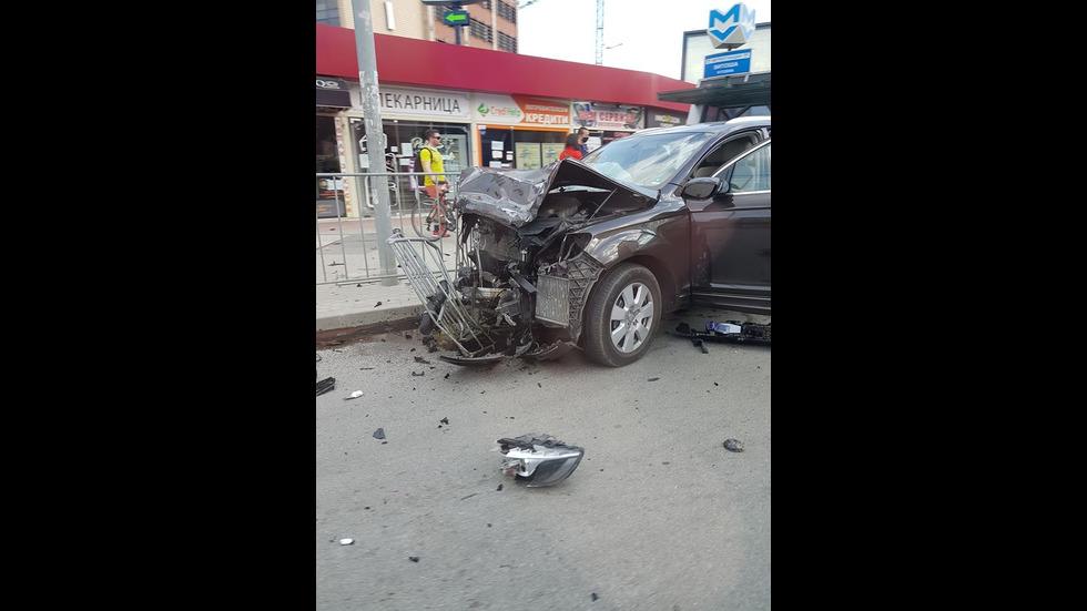 Милен Цветков загина при катастрофа в София