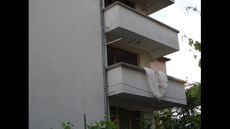 ГАЗОВА ЕКСПЛОЗИЯ: Възпламенено жилище в Благоевград, пострада жена