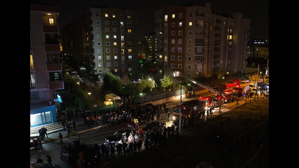 Няма оцелели при катастрофата на турския хеликоптер