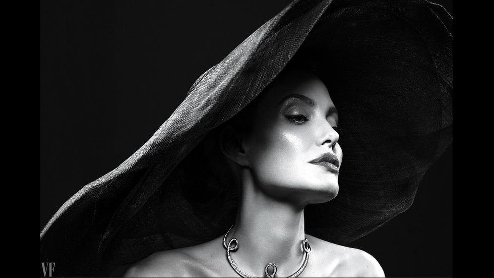 Анджелина Джоли след развода