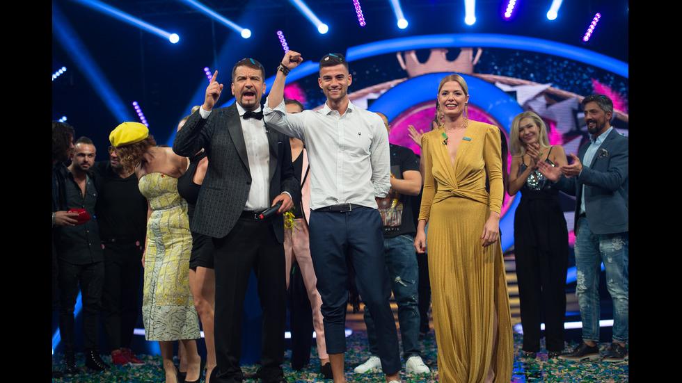 Големият финал на VIP Brother: Женско царство