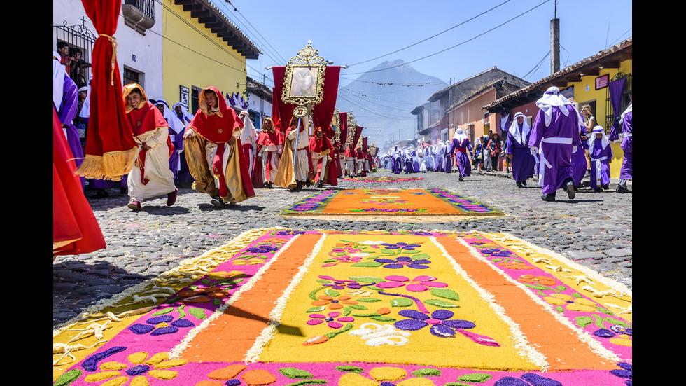 Любопитни традиции за Великден по света