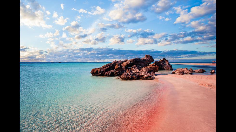 Най-красивите и цветни плажове по света