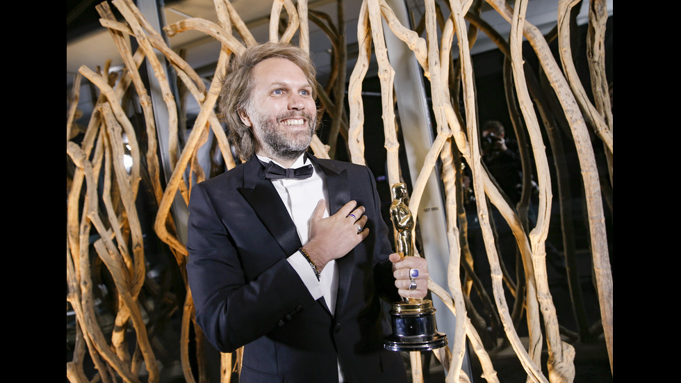 """Големите победители в нощта """"Оскарите"""" (СНИМКИ)"""