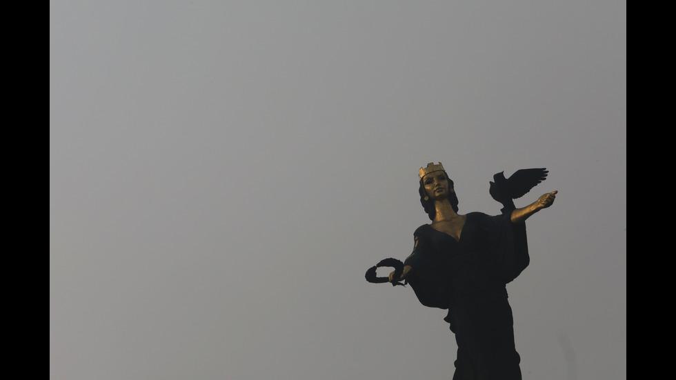 МРЪСЕН ВЪЗДУХ: Токсичен смог в големите градове