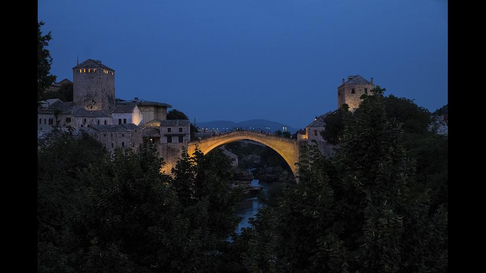 Мостар - скритата красота на Босна и Херцеговина