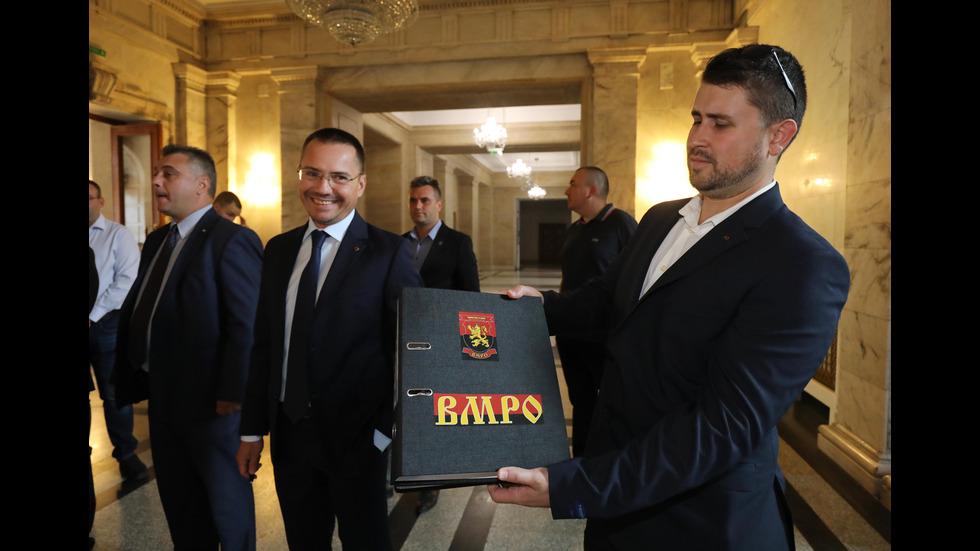 ВМРО се регистрира за местния вот