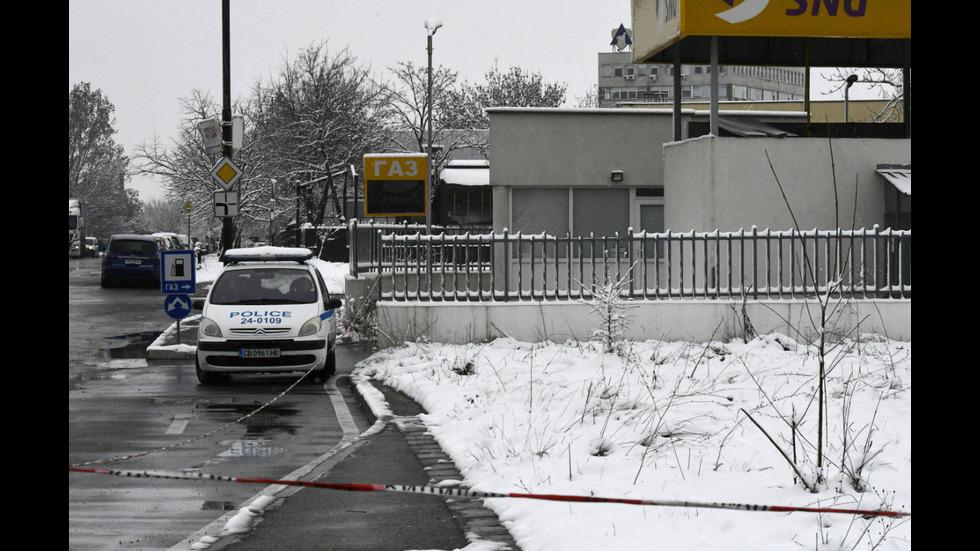 Откриха труп на мъж в София