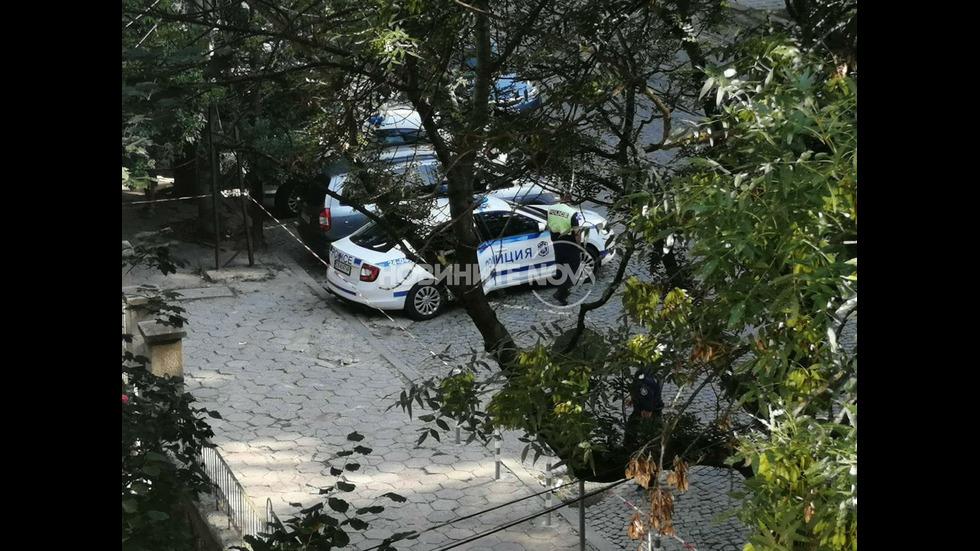 Пенсионерка откри снаряд в мазето си в София