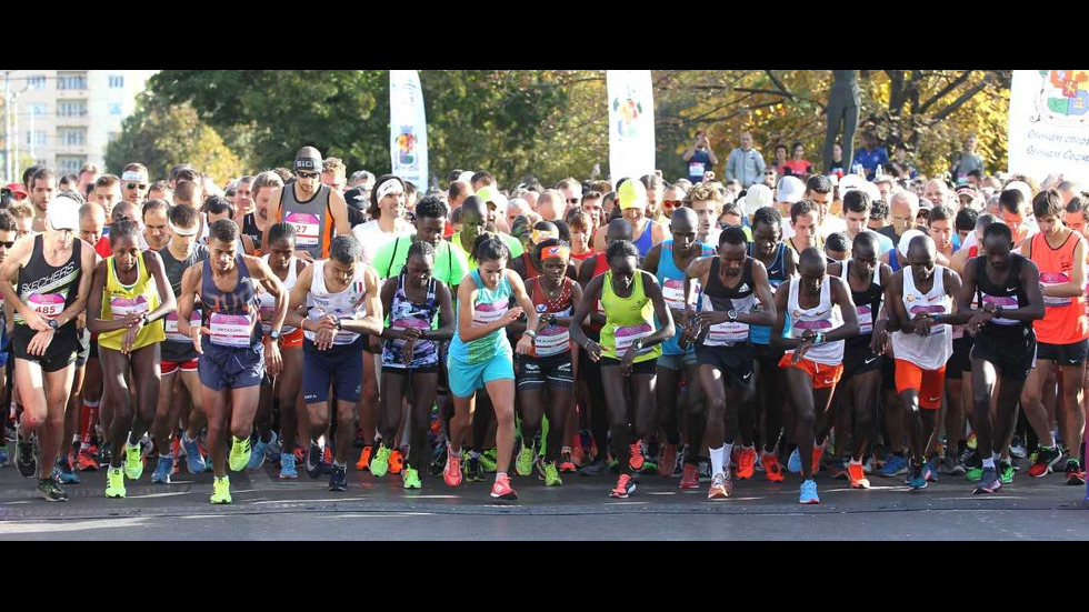 Софийски маратон 2018