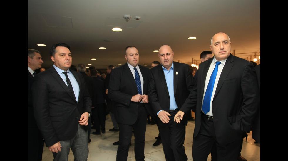 Национална среща на ГЕРБ