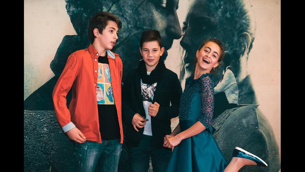 """Официална премиера на най-новия български филм """"Дъвка за балончета"""""""