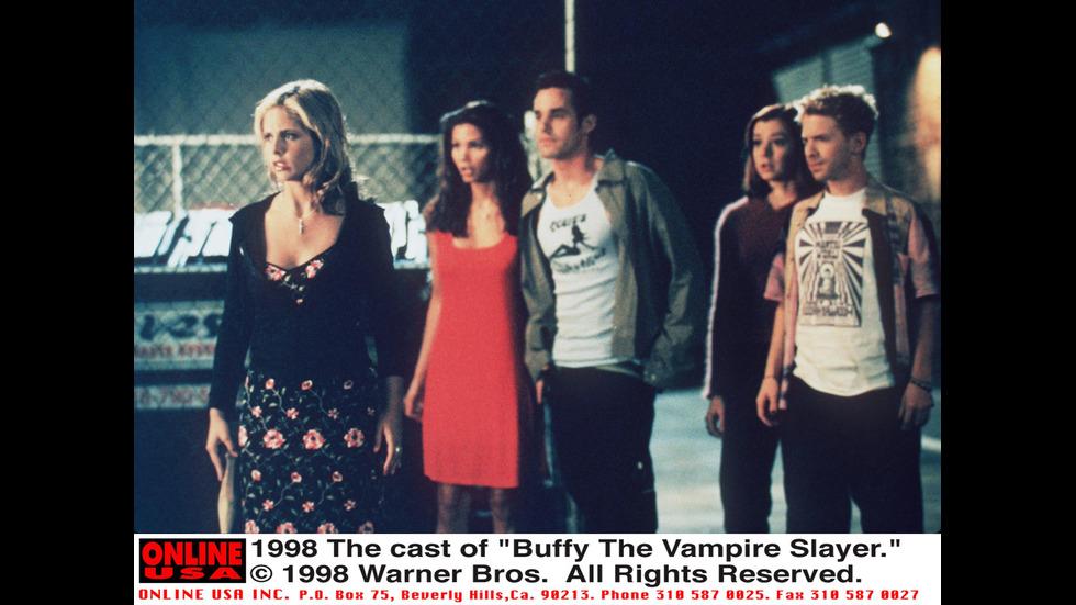 Помните ли Бъфи, убийцата на вампири? Ето как изглежда актрисата днес