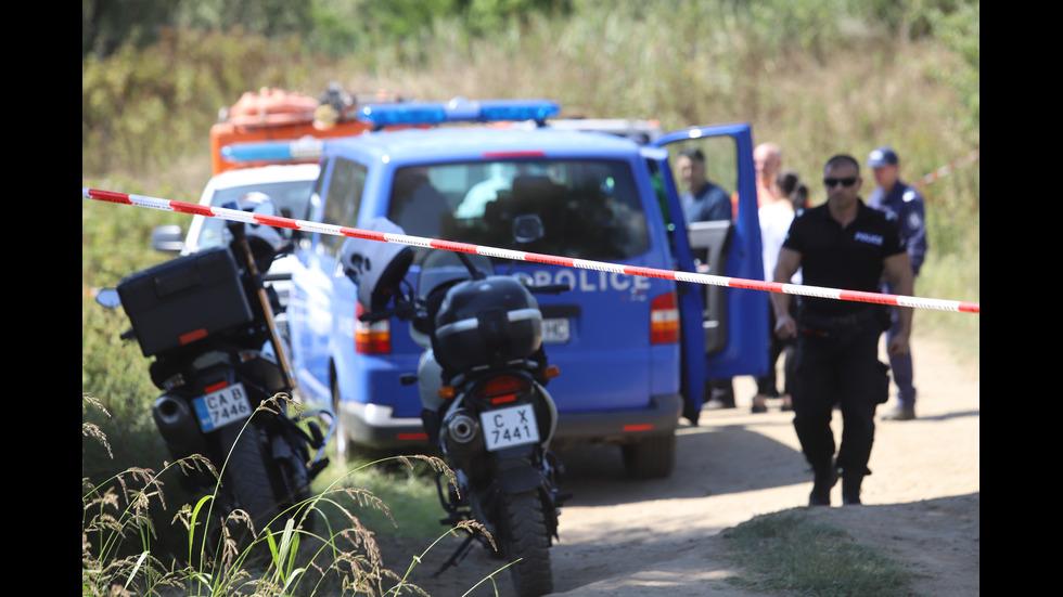 Намериха човешки останки край Негован