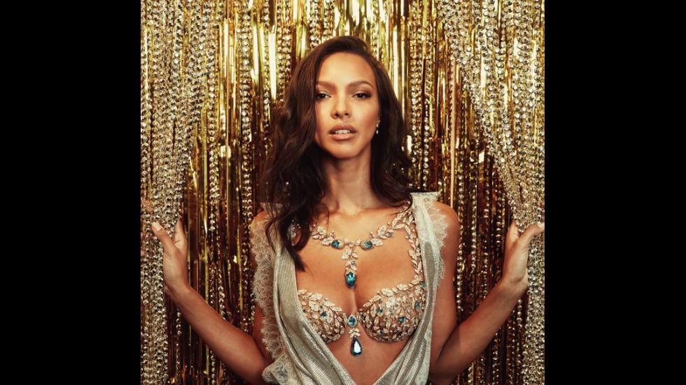 Бразилски модел ще носи сутиен за 2 милиона долара по време на модно шоу