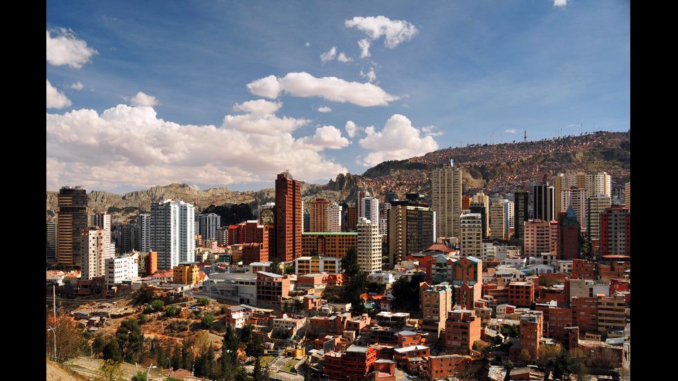ПАЗАРИ, КУЛТУРА И РУИНИ: Ла Пас – най-високо намиращата се столица в света