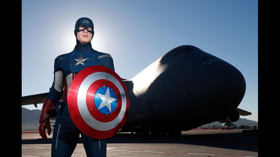 """10 ГОДИНИ ПО-КЪСНО: Как се промениха актьорите от """"Капитан Америка"""""""