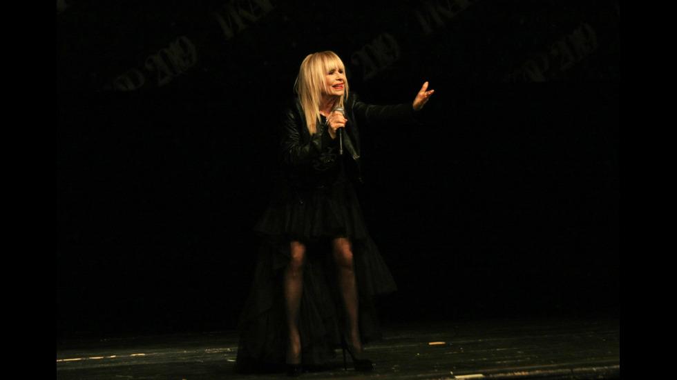 Лили Иванова празнува 80-годишен юбилей