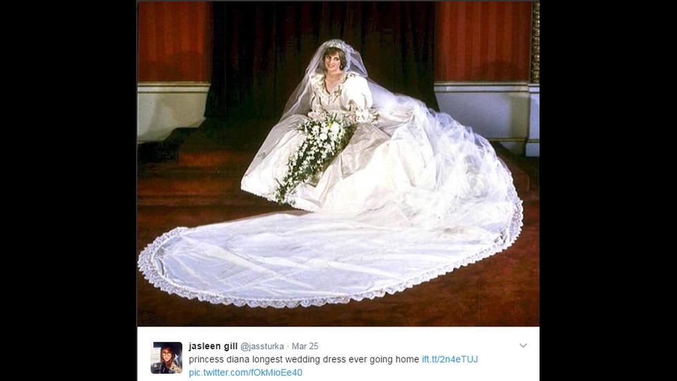 Най-емблематични сватбени рокли в историята на модата