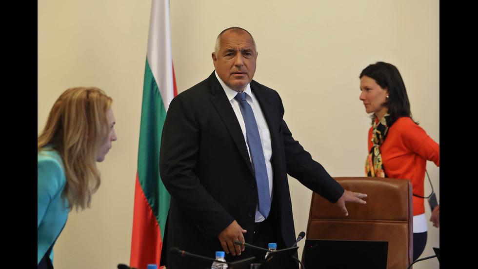 Борисов за шпионския скандал: Аз нямам никаква роля в този процес