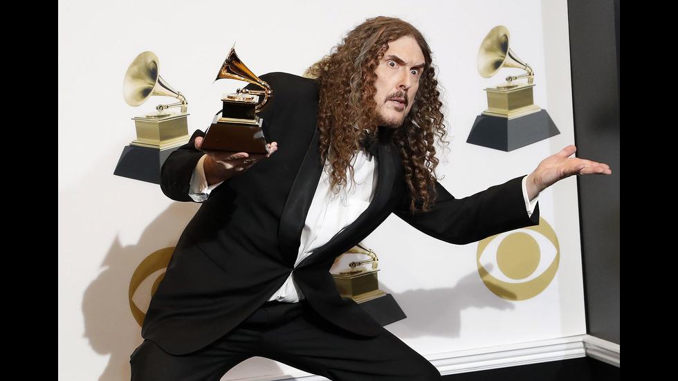 """Наградите """"Грами"""": Кои са победителите?"""