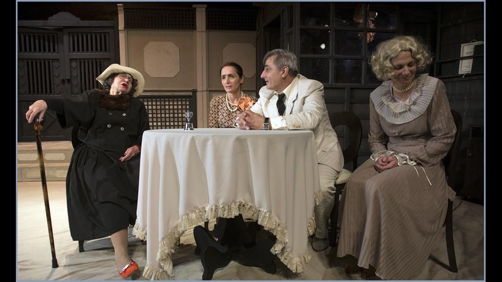 Стоянка Мутафова отново се качва на сцената на Сатирата