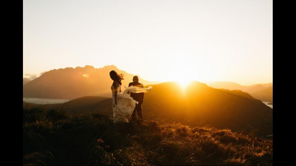 Най-добрите места за сватба