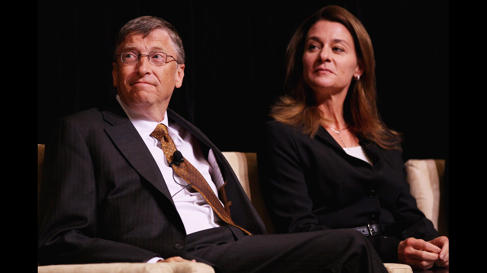 Бил и Мелинда Гейтс се развеждат