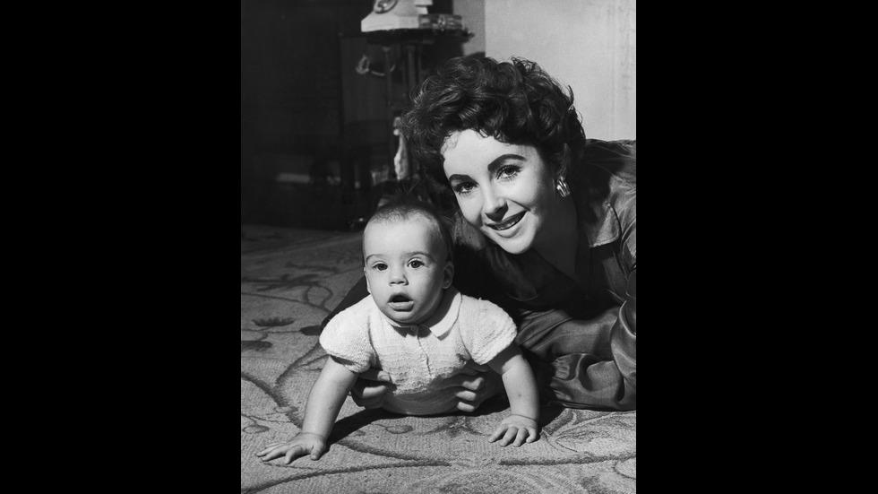 Коя е била най-модерната жена в годината ти на раждане