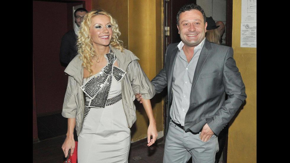 Димитър Рачков и Мария Игнатова вече не са заедно