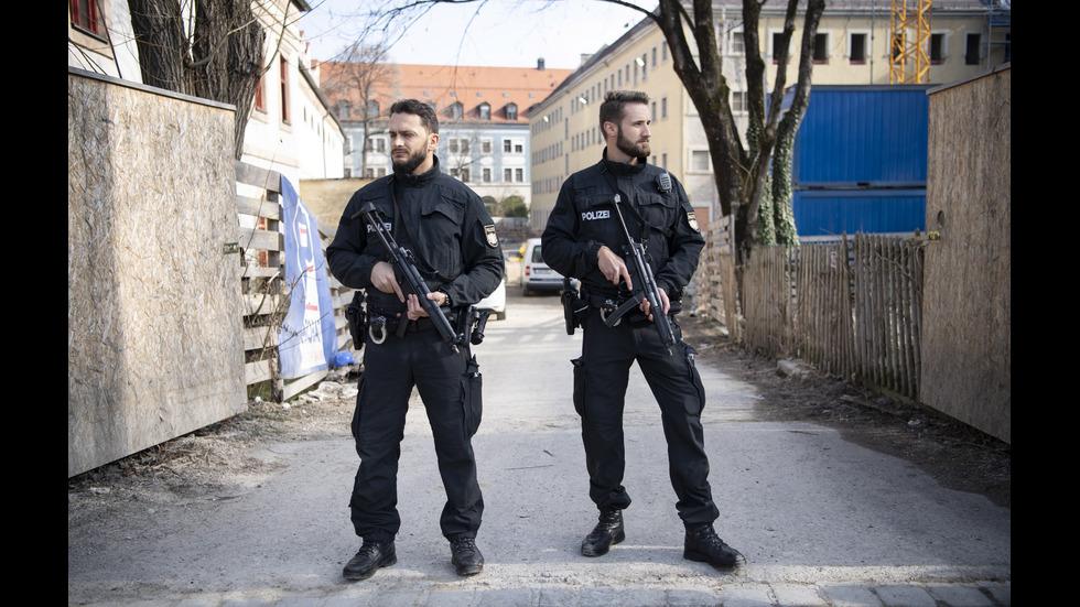 Стрелба в центъра на Мюнхен, има жертви