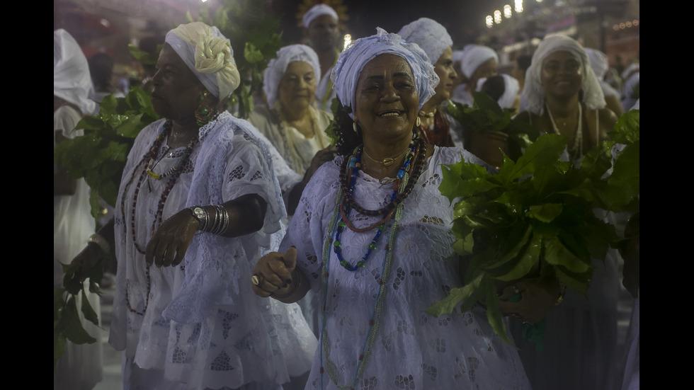 Карнавалът в Бразилия