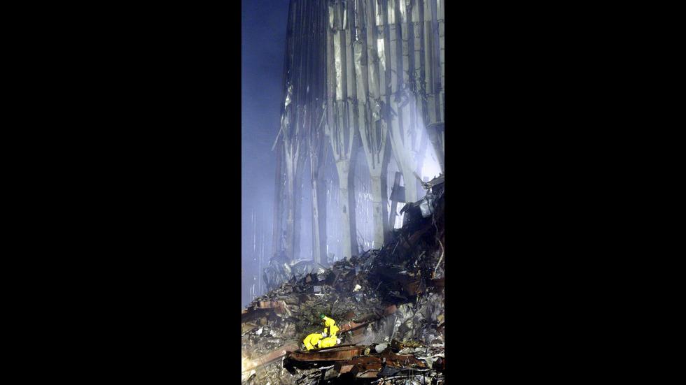 """Ужасът """"11 септември"""" в СНИМКИ"""